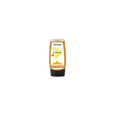 Fruit & Fiber Syrup Lemon (250 ml) Weider