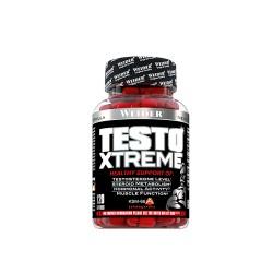 Testo Xtrem (120 cápsulas) Weider