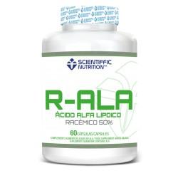 R-ALA (60 Cápsulas) Scientiffic Nutrition