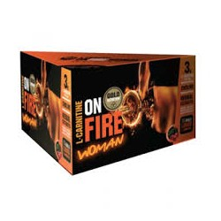 L-Carnitine Onfire Woman -(15 unidosis) - de Gold Nutrition