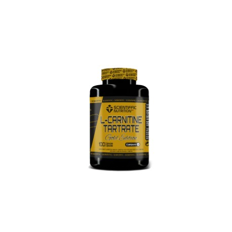 L-Carnitine Trartate Carnipure (100 Cápsulas) Scientiffic Nutrition