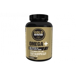 Omega + -90 Softgels- de Gold Nutrition