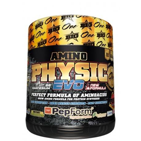 Amino Phisic EVO (400 gramos) de Big