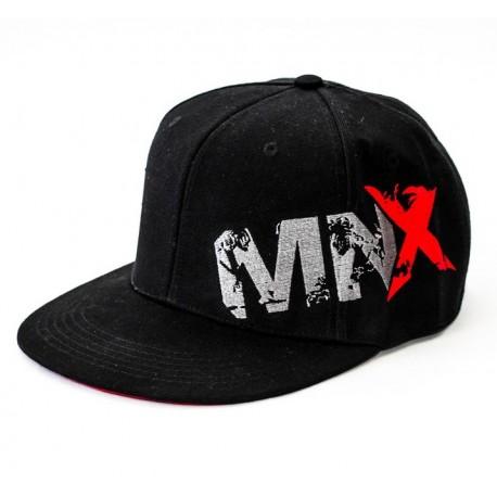 MNX SNAPBACK CIERRE COMPLETO, NEGRO (Mnx Sportswear))