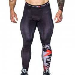 MNX MEN'S LEGGINGS ION (Mnx Sportswear)