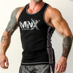 MNX CAMO LINE RIBBED TANK TOP (Mnx Sportswear)