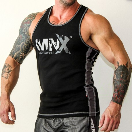 MNX CAMO LINE RIBBED TANK TOP (Mnx Sportswear)