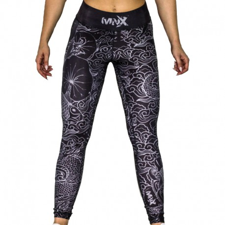 MNX WOMEN'S LEGGINGS FIFTH ELEMENT (Mnx Sportswear)