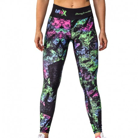 MNX WOMEN'S LEGGINGS ILLUMINATED (Mnx Sportswear)