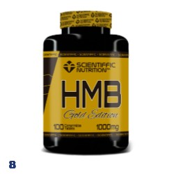 Hmb (100 cápsulas) Scientiffic Nutrition