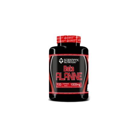 Beta Alanine (100 capsulas) Scientiffic Nutrition