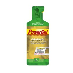 Power Gel Sodio con cafeína (41 gramos) de PowerBar