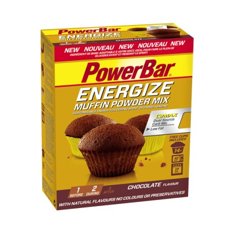 Energize Muffin (399 gr) de PowerBar