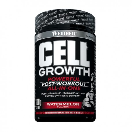Cell Growth (600 gramos) Weider