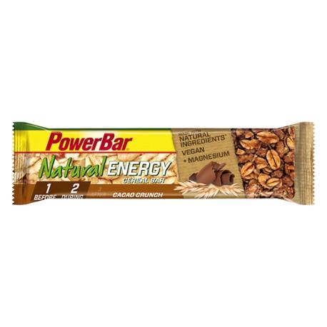 Barrita Natural Energy Cereal Bar (40 gramos) de PowerBar