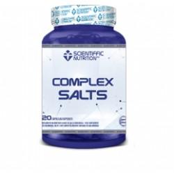 Complex Salts (90 cápsulas) Scientiffic Nutrition