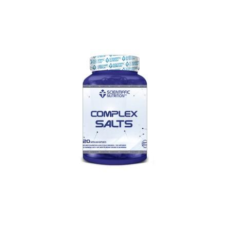 Complex Salts (90 cápsulas) de Scientiffic Nutrition