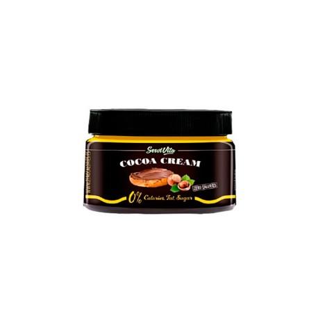 Crema de Cacao Zero Calorias (480 gr) Servivita