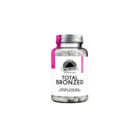 Essential (60 cápsulas) Total Bronzed de Max Protein