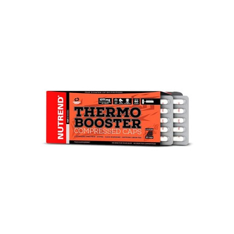 Thermobooster Compressed -60 cápsulas- de Nutrend
