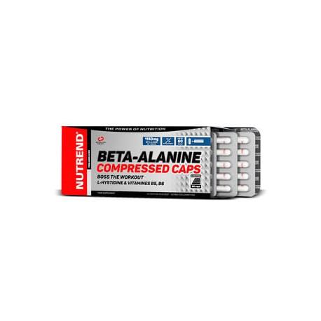 Beta Alanine (90 capsulas) Nutrend