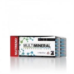 Multimineral Compressed -60 cápsulas- de Nutrend