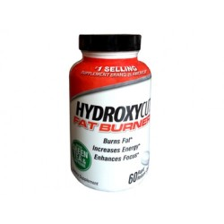 Hydroxycut Fat Burner -60 cápsulas- de Muscletech