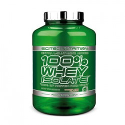 100% WHEY ISOLATE (2 KG) Scitec