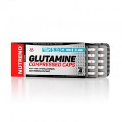 Glutamine Compressed -120 cápsulas- de Nutrend