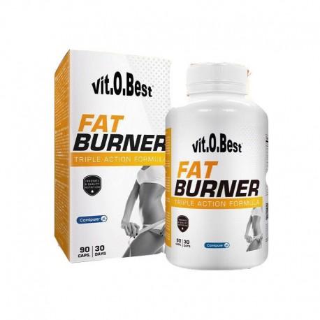 Fat Burner (90 capsulas) de Vit.O.Best
