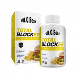 Total Blocker (90 capsulas) de Vit.O.Best