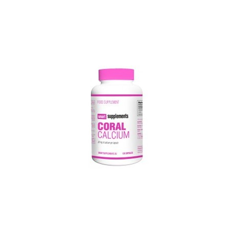 Coral Calcio (60 cápsulas) Smart Supplements
