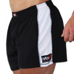 MNX EXTRA WHITE LINE SHORTS (Mnx Sportswear)