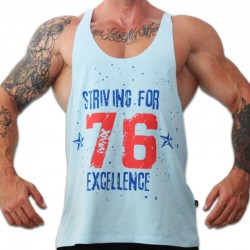 "MNX TANK TOP STRINGER ""76"" (Mnx Sportswear)"