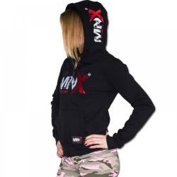MNX WOMEN'S HOODIE CLASSIC (Mnx Sportswear)