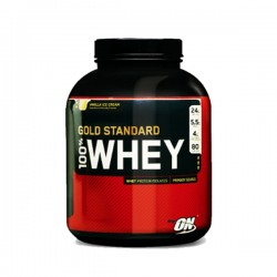 100% Whey Gold Standard (2,27 kg) OPTIMUN NUTRITION