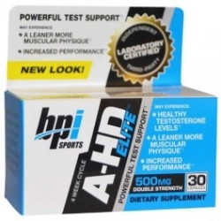 A-HD Elite (30 cápsulas) bpi