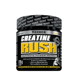 Creatina Rush (375 gramos) de Weider