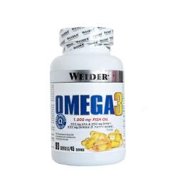 Omega 3 (90 softgels) de Weider