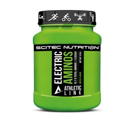 Electric Aminos (570 gr) Athletic Line de Scitec Nutrition