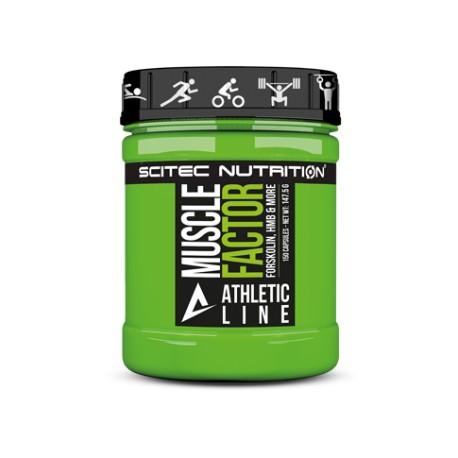 Muscle Factor (150 cápsulas) Athletic Line de Scitec Nutrition