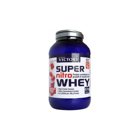 Super Nitro Whey (2.2 Kg) de Victory Endurance
