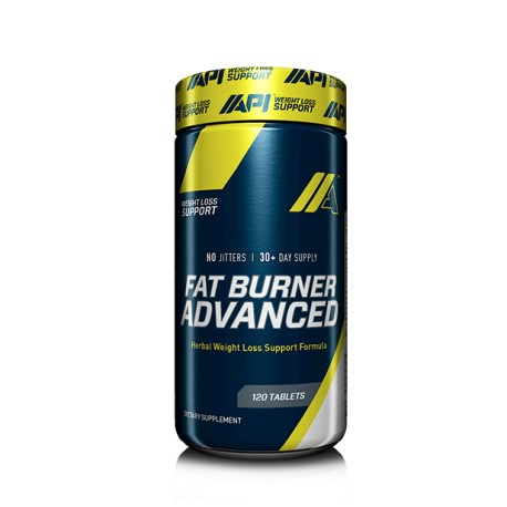 Fat Burner Advanced (120 cápsulas) de API