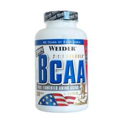 BCAA 1000 mg (130 tabletas) de Weider