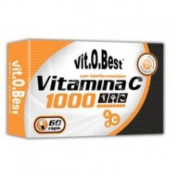 Vitamina C + Bioflavonoides (60 Capsulas)