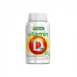 Vitamin D3 (60 cápsulas) Quamtrax