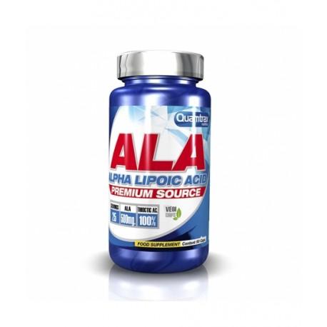 Alpha Lipoic Acid (50 capsulas) Quamtrax