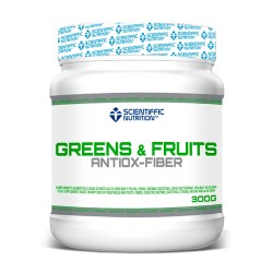 GREENS & FRUITS DE SCIENTIFFIC NUTRITION