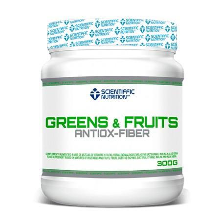GREENS & FRUITS DE SCIENTIFFIC NUTRITION