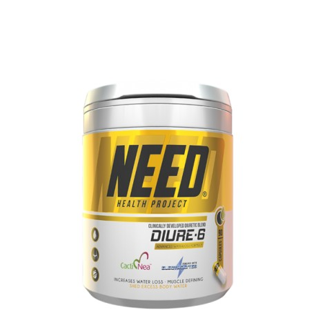 Need Diure·6 (90 capsulas) De Need Project